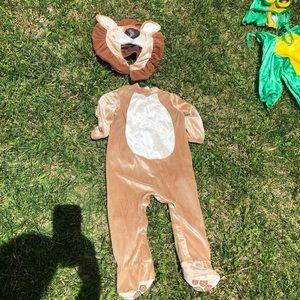 Other - Toddler lion Halloween costume